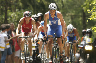 TRIATHLON EUROPEAN CHAMPIONSHIP 2009