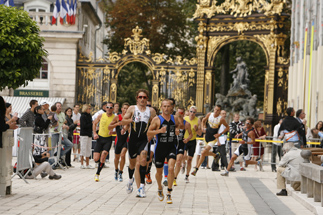 GP DUATHLON NANCY 2009
