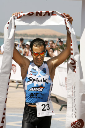 ABU DHABI TRIATHLON 2010