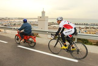 TRIATHLON D'AGADIR 2011
