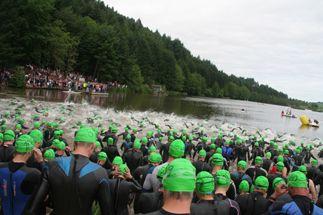 triathlon lac des sapins