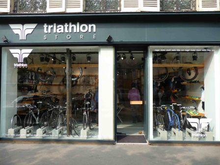 b5dc9883852 Ouverture du Triathlon Store à Paris - Triathlete Magazine