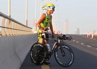 ABU DHABI TRIATHLON 2013
