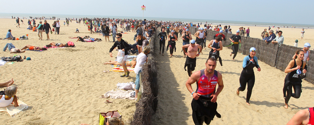 TRIATHLON INTERNATIONAL DE DEAUVILLE 2013