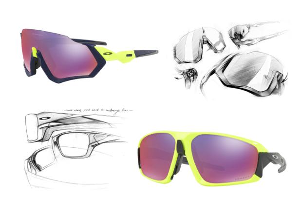 Flight   Field Jacket, la nouvelle génération de lunettes Oakley ... a921ed343730