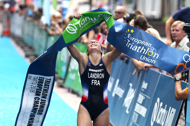 EUROPEAN TRIATHLON CHAMPIONSHIPS 2018
